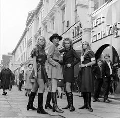Kings Road, Chelsea 1967