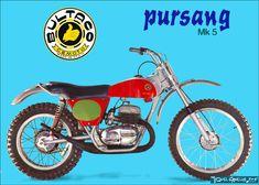 Mx Bikes, Dirt Bikes, Vintage Bikes, Vintage Motorcycles, Bultaco Motorcycles, Motos Trial, Miss The Old Days, Motocross, Old Things