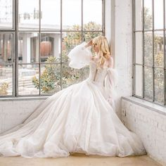 Photo shared by Stanley Korshak Bridal Salon on January 21, 2021 tagging @wedfullyyours, @charlastorey, @dragonflyagency, @galialahav, @hickorystreetannex, @yodalislopezphotography, and @laurentkern. Image may contain: one or more people, people standing and wedding. Royal Wedding Venue, Chic Wedding, Wedding Trends, Princess Style Wedding Dresses, Designer Wedding Dresses, Bridal Dresses, Tulle Ball Gown, Ball Gowns, Stanley Korshak