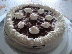 Pfirsich Maracuja Frischkäse Rahm Torte