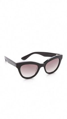 4261065556 Marc by Marc Jacobs Rounded Cat Eye Sunglasses Τσάντες Burberry