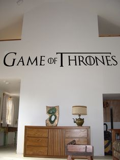 #GameOfThrones creative WALL STICKERS exclusively for #GOT Lovers Call or Whatsapp - 9871759650 for order