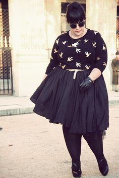 BBW fashion! glam it up