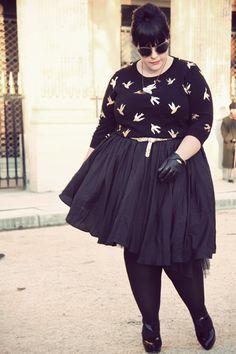 BBW fashion! glam it up