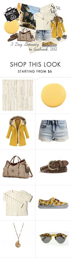 """Washington Spring Beach Getaway - Seabrook Pack and Go Contest"" by thewoodsyowl ❤ liked on Polyvore featuring Seabrook, Valentino, even&odd, Dooney & Bourke, Sperry, Vans, Alkemie, Chicnova Fashion and springgetaway"