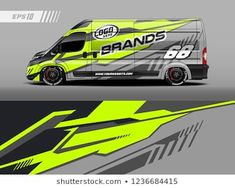 Graphic abstract stripe racing background kit designs for wrap vehicle, race car, branding car. Graphic abstract stripe racing background kit designs for wrap vehicle, race car, branding car. Custom Paint Jobs, Custom Vans, Car Stickers, Car Decals, Van Cargo, Car Wrap Design, Van Wrap, Cool Vans, Car Painting