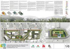 Sede da FATMAFAPESC – 3º Lugar – Prancha 01   concursosdeprojeto.org