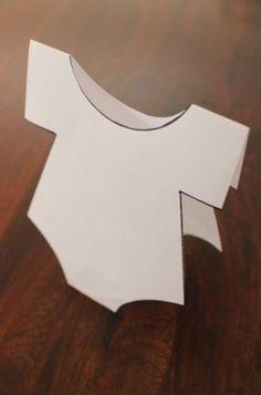 Tarjetas de mameluco hechas a mano | Blog de BabyCenter