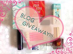 Awesome makeup giveaway!