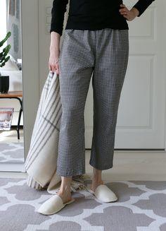 neovia house: Margot house trousers