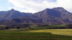 Small Black Mountains, Ladismith, Western Cape, South Africa