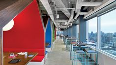 The Creative Class: 4 Manhattan Tech and Media Offices   Projects   Interior Design