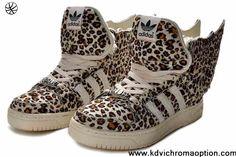 Adidas X Jeremy Scott Wings 2.0 Leopard Winter Shoes Shoes Shop