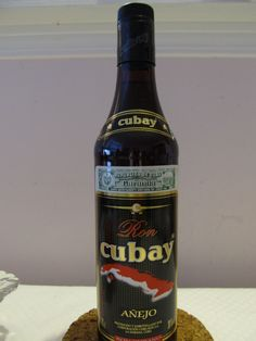 Ron Cubay. Tolle Geschenkset mit Rum gibt es bei http://www.dona-glassy.de/Geschenke-mit-Rum:::22.html
