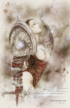 Art by Luis Royo Image Gallery | LUIS ROYO OFFICIAL WEBSITE