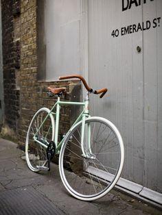 Cool bike...