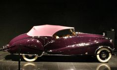 Rolls-Royce Motor Cars vintage 1947