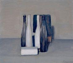 Giorgio Morandi - Still Life, 1957