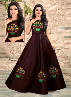 Cotton Lehenga, Lehenga Blouse, Kurta Designs Women, Blouse Designs, Designer Gowns, Indian Designer Wear, Indian Dresses Traditional, Embroidery Suits, Machine Embroidery