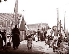 Volendam Netherlands in 1904