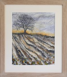 Lynn Comley, UpandDownDale - a textile felt artist based in the Peak District National Park. My website displays some example of my textile and mixed media artwork. Mixed Media Textile Art, Mixed Media Artwork, Artist Inspiration, Textile Art Embroidery, Painting, Fabric Art, Artwork, Watercolor Landscape, Textile Artists
