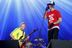 Red Hot Chili Peppers   Rock in Rio Brasil 2011