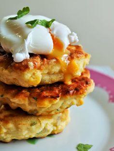 Be Gluten Free - Brighton : Sweetcorn Fritters Recipe