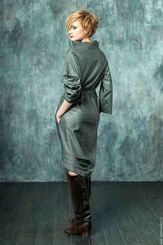 91fdc3429b3 Купить или заказать Платье  Космос  в интернет-магазине на Ярмарке Мастеров.  Стильное