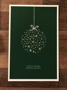Christmascard, Handmade. www.mrswrite.de #christmas,#weihnachten