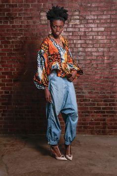 Holland Wax Cotton Shirt