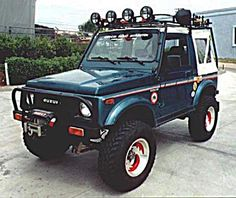 Samurai Roof Rack removable for soft top?