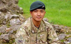 Rifleman Tuljung Gurung