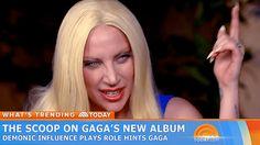 Real Demon Manifests In Lady Gaga - Perfect Illusion : Illuminati Exposed - sept 23, 2016