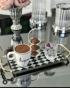 Girly Images, Turkish Coffee, Coffee Time, Champagne, Tableware, Bowls, Dinnerware, Tablewares, Coffee Break