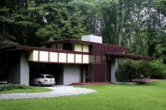 Frank Lloyd Wright Homes | Frank Lloyd Wright Penfield House | Flickr - Photo Sharing!