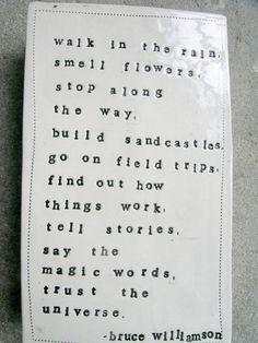 A Sparkling Reminder!