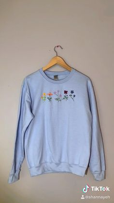69M Pink Pre-loved with a Hand-Embroidered Sunrise Rainbow Baby Toddler Longsleeve Top