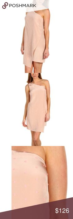 "tibi sz 4 Pink Eldridge Asymmetrical Dress NWOT 🔸tibi sz 4 Pink Sequin Eldridge Asymmetrical Silk Dress NWOT🔸Size 4🔸Asymmetrical one shoulder dress🔸Beautiful pink sequin all over the front🔸Side zipper closure🔸Shell: 100% silk. Lining: 100% polyester🔸Lined🔸Length 32""🔸Bust 32-34""🔸NWOT never worn Tibi Dresses One Shoulder"