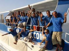 Dive Point Red Sea in Hurghada.  Professional, safety conscious and spectacular diving without the crowds.