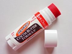 Palmer's Cocoa Butter Formula Ultra Moisturizing Tinted Lip Balm Dark Chocolate & Cherry Review 4