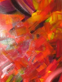 by Jill Marie Greenhill, abstract painting for sale on Etsy.com