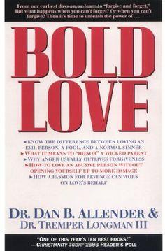 Bold Love (Spiritual Formation Study Guides) by Dan B Allender http://www.amazon.com/dp/0891097031/ref=cm_sw_r_pi_dp_s5HWtb1Z6BM88CZJ
