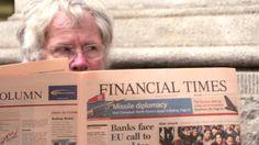 Bill Oddie's BankWatch,  a must see !!!!