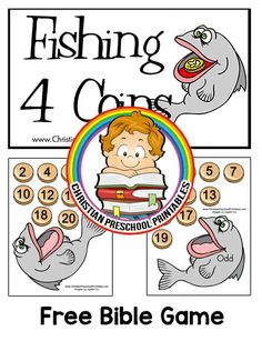 coin in fishes mouth clip art - Google Search | Bible ...
