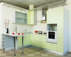 Modern Green Kitchen Cabinets Design Ideas Org Light