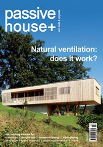 """Cover of """"Passive house plus - Issue 6 (Irish edition)"""" Water Energy, Passive House, Does It Work, Make It Simple, Building A House, Deck, Public, Outdoor Decor, Arquitetura"""
