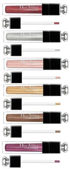 Dior Addict Fluid Shadow for Fall 2015