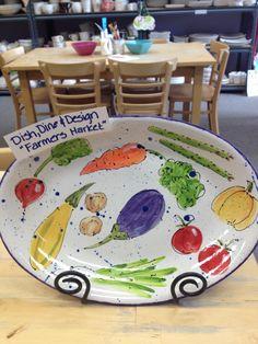 Summer Veggie Platter