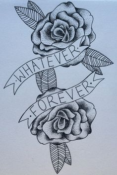 https://www.etsy.com/listing/205423135/modern-baseball-whatever-forever-lyric