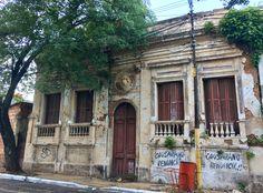 Casona antigua de Asunción-Paraguay